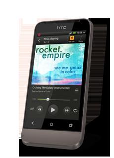 HTC One V : PRIMO