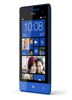 Windows Phone 8S by HTC : RIO