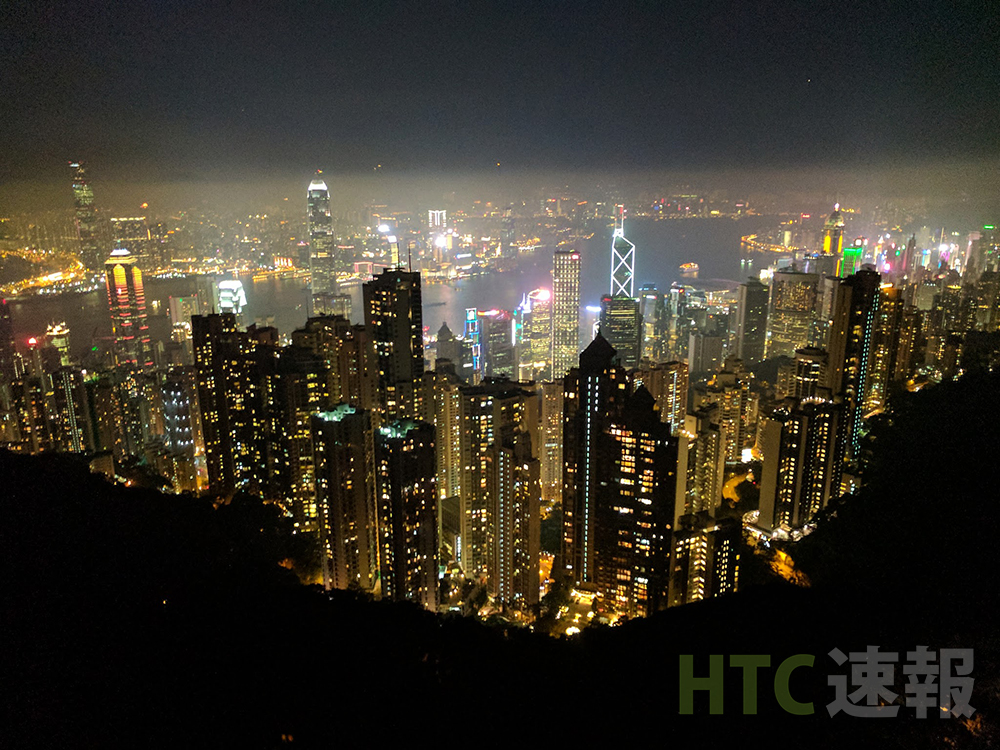 Pixel XL撮影 ― 夜景1