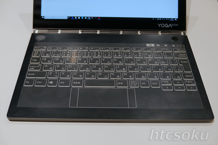 E Inkディスプレイ搭載 Lenovo Yoga Book C930 Lte を入手 前モデルとの比較